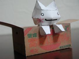 紙工作の制作例