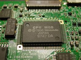 GB CPU の図