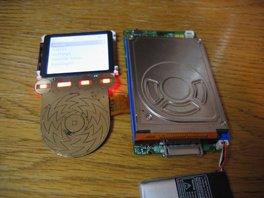 iPod をバラしてみたの図(その2)