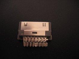 iPod Dock のコネクタ
