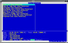 MP3c 初期状態